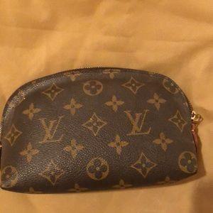 LV Cosmetic bag
